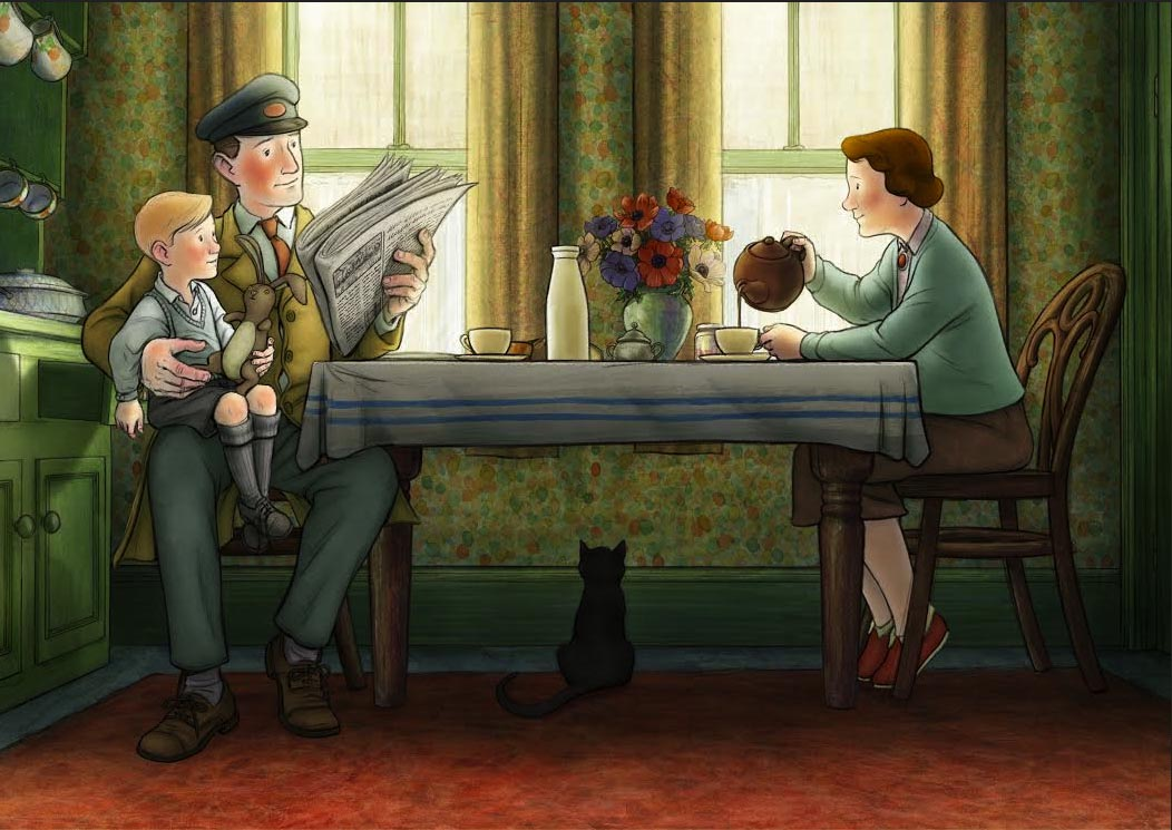 Ethel and Ernest publicity still
